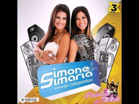 Bala Na Boquinha - Simone e Simaria, As Coleguinhas Vol. 3