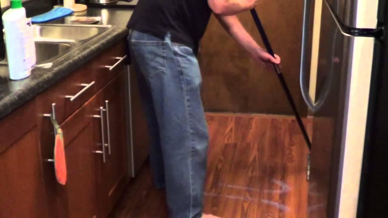 Laminate Floor Polish How Shine Floors Youtube