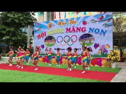 Thỏ đi tắm nắng - Trường Mầm non Hướng Dương, Nha Trang, Khánh Hòa
