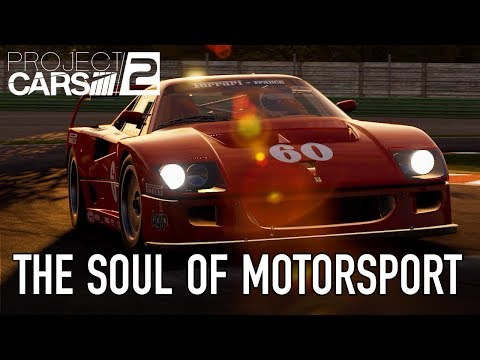 BANDAI Project Cars 2 PS4