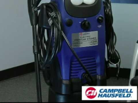 Elektryczna myjka ciśnieniowa PW1810