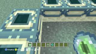 Minecraft Xbox 360 How To Make An End Portal [2014] [HD