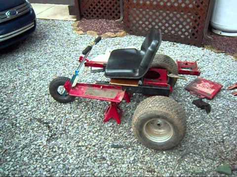 Homemade Trike Ideas