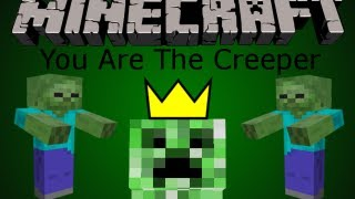 Minecraft: Creeper Mod