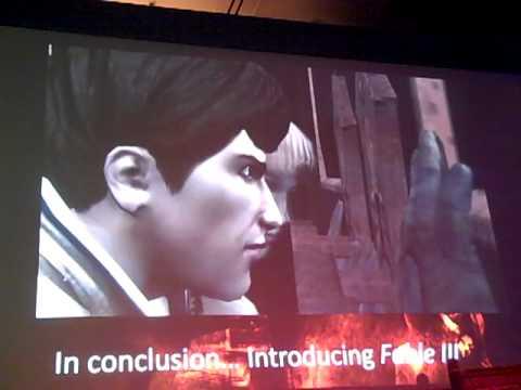 Новые ролики по Fable III