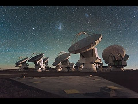 Star Space Observatory Telescopes: Ultra Modern Observatory Telescopes - Star Space - ESO 5
