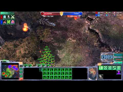 Leenock (Z) vs NaniWa (P) - G3 - MLG Providence Finals 2011 - SC1155