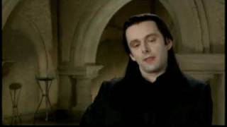 Michael Sheen On Set Interview THE TWILIGHT SAGA: NEW MOON