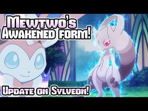 Pokémon X & Y: Awakened Mewtwo & Sylveon Update!