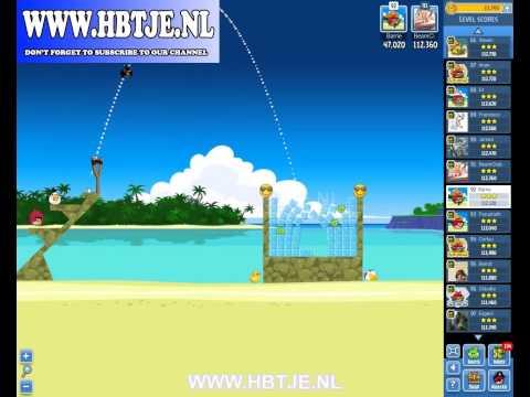 Angry Birds Friends Tournament Week 62 Level 3 high score 117k (tournament 3)