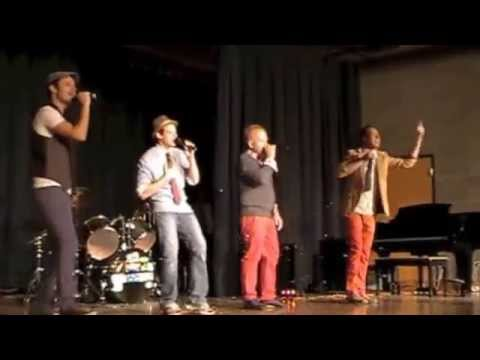 One Direction 2012 Talent Show