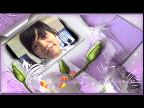 Video sinh nhật tặng người yêu cực kute ^^
