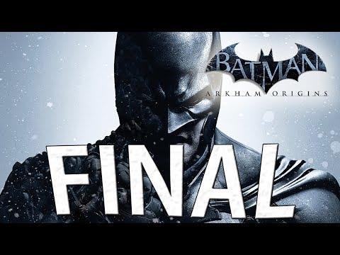 Batman Arkham Origins - FINAL ÉPICO! [Playthrough Dublado em PT-BR]