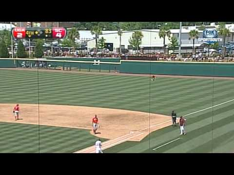 05/12/2013 Georgia vs South Carolina Baseball Highlights