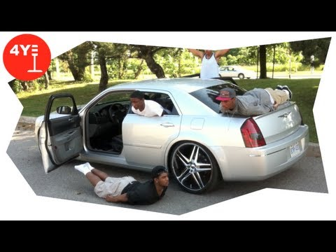 @4YallENT - Planking: Planked The Movie [Parody]