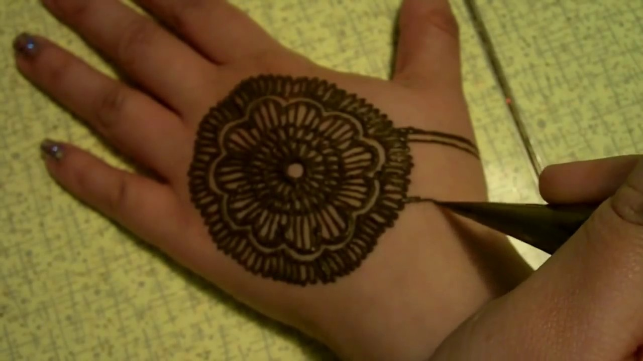 Mehndi Designs Tutorial : Mehndi mela ebook henna tutorial by freehandmehndi youtube