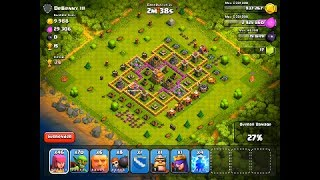 Clash Of Clans Ultimate Attack & Lazy Farming Strategy