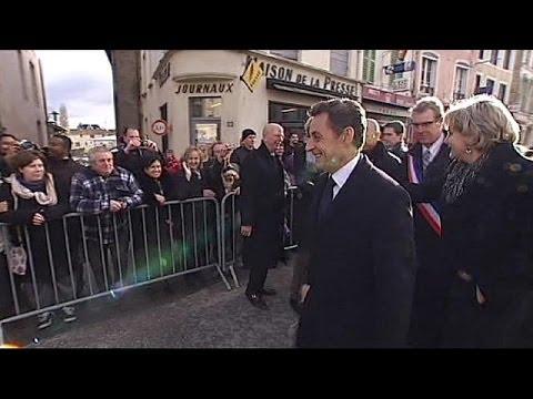 France: Sarkozy to sue over secret audio recordings