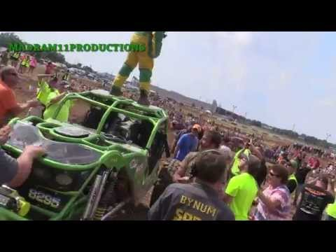 WORLDS FIRST EVER ROCK BOUNCER BACKFLIP    Unlimited Off-Road Expo 2014