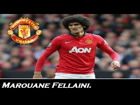 Marouane Fellaini - Goals ,Skills & Passes |  Everton | 2013 | HD