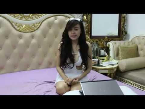 Clipcuoi.vn - Bà Tưng làm y tá hướng dẫn quay tay :)