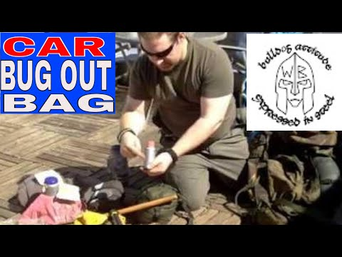Bug Out Bag, for Prepping, Survival,WROL,SHTF, or as I do....practicing your craft!