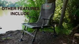 Puść film ***CARP FISHING TV*** New Dura Lite Chair