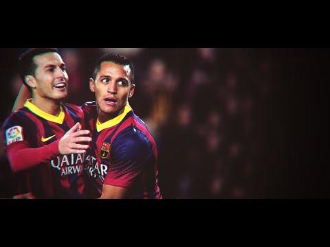 Alexis Sanchez vs. Pedro Rodriguez ● Goal Show 2013-2014 ● ||HD||