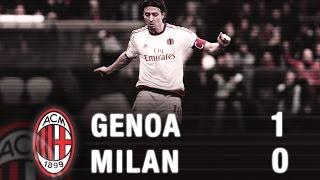 Genoa-Milan 1-0 Highlights   AC Milan Official