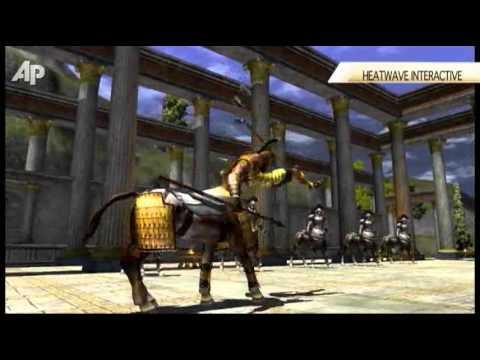 greek mythology games online