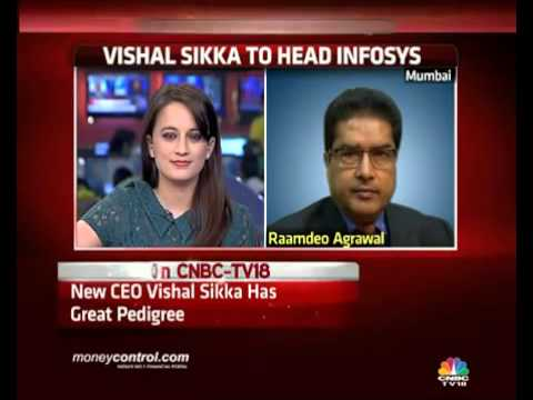 Sikka takes top job at Infosys: What the street is saying -  Part 1