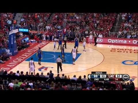 Warriors 2014 Playoffs: R1G2 vs. Clippers + Referee's