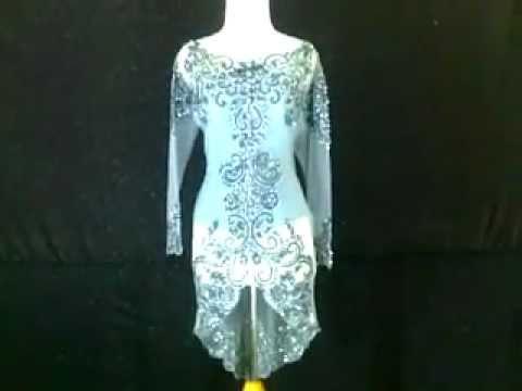 Model Gaun Pesta Kebaya MJ