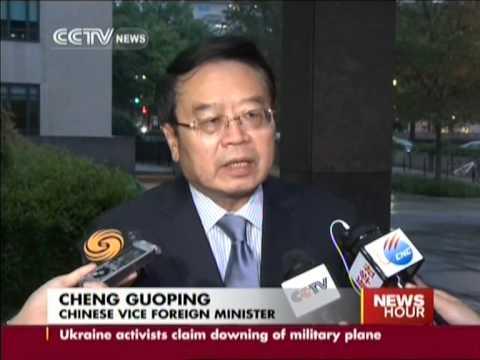 China: US anti-terror talks building trust