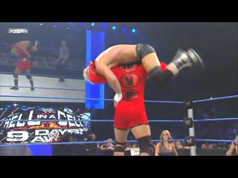 WWE SmackDown 9/24/10 Dolph Ziggler vs. MVP (HQ)