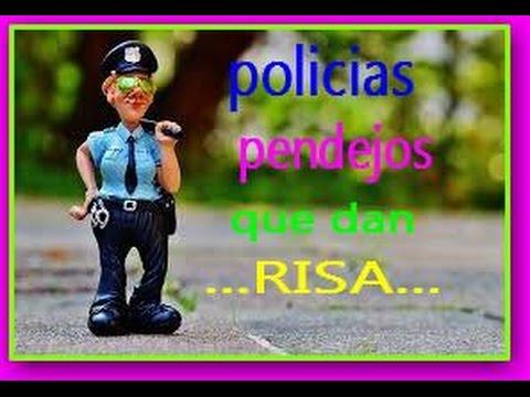 Videos de Risa| Mas Gracioso / POLICIAS ESTUPIDOS graciosos Policias Pendejos|