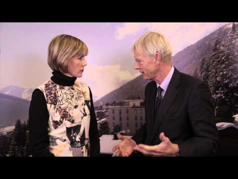 WEF Davos 2014 Hub Culture Interview with Michael Stern
