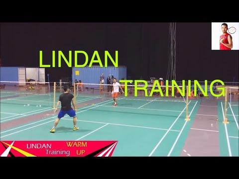 Lindan Training : Warm up - Season 1 - Badminton