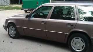 My Mercedes Benz W124 220TE