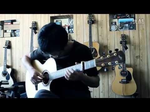 Cloud Fir - Paddy Sun - FingerStyle (Video mới nhất của Paddy Sun)