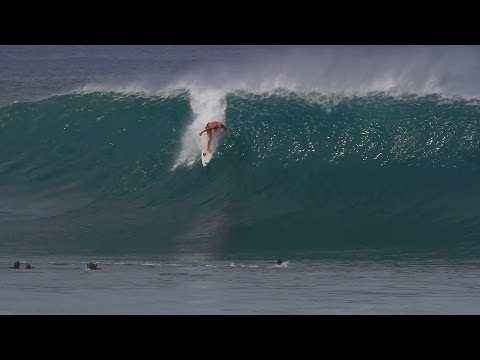 Nat Young Pipeline Tube Ride