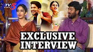 Rakul Preet and Director Kalyan Krishna Exclusive Interview