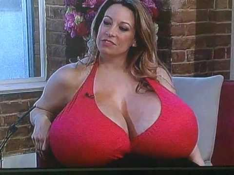 largest possible breast implants
