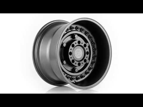 Black Rhino Wheels Armory GUN BLACK