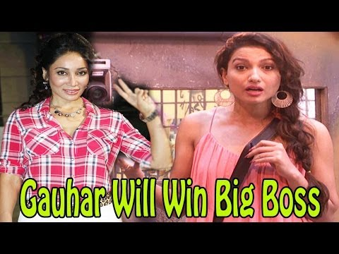 Hot Sofia Hayat Want Gauhar Khan To Win Big Boss 7