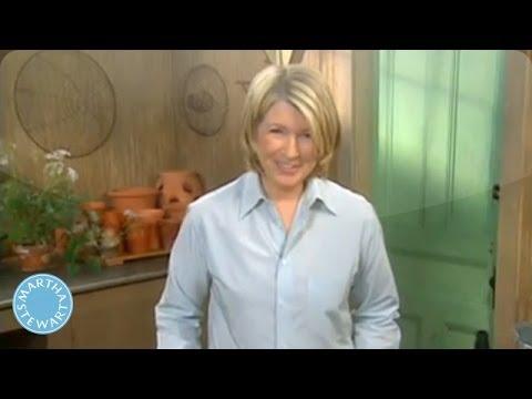 Five Essential Gardening Tools - Martha Stewart