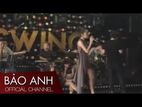 Bảo Anh - Trái Tim Em Cũng Biết Đau Live Tại Swing ft Mr.Siro (Live)