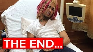 Lil Pump officially ended his career after this happened...