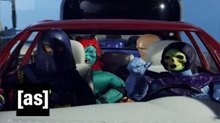 Robot Chicken: Super Villain Carpool