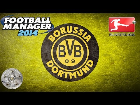 FM14: The Invincibles Challenge with Dortmund Part 1
